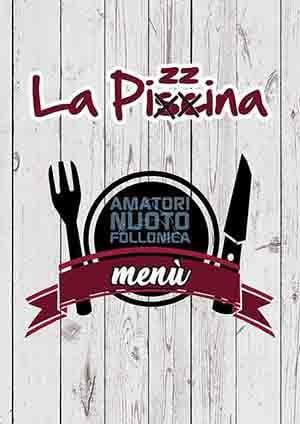 Menu Pizzeria Follonica Pagina Copertina Piccola